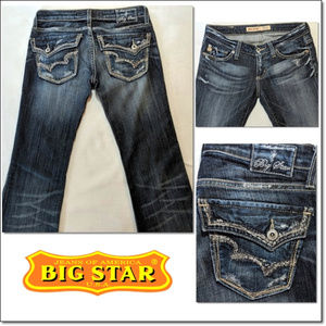 Big Star low rise jeans